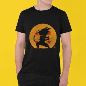 Kamehameha T-Shirt Goku Shirt